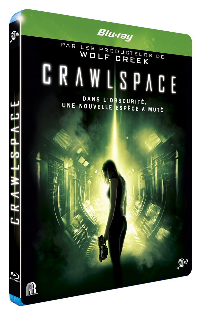 Crawlspace (2012) [FRENCH DTS] [Blu-Ray 1080p]