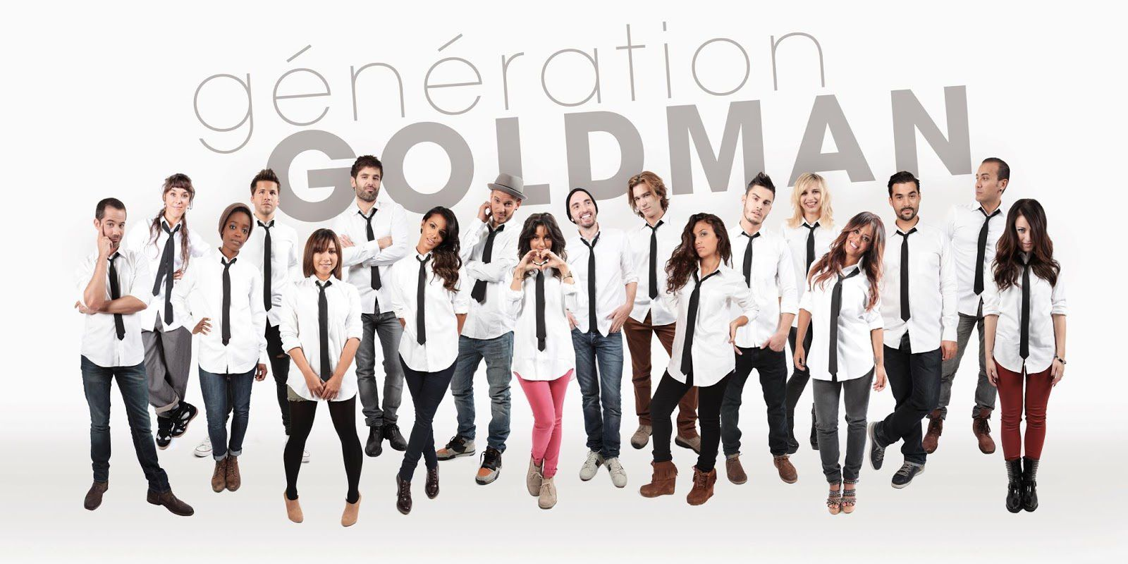 Generation Goldman (MP3 et Clips 720p) - (2013)